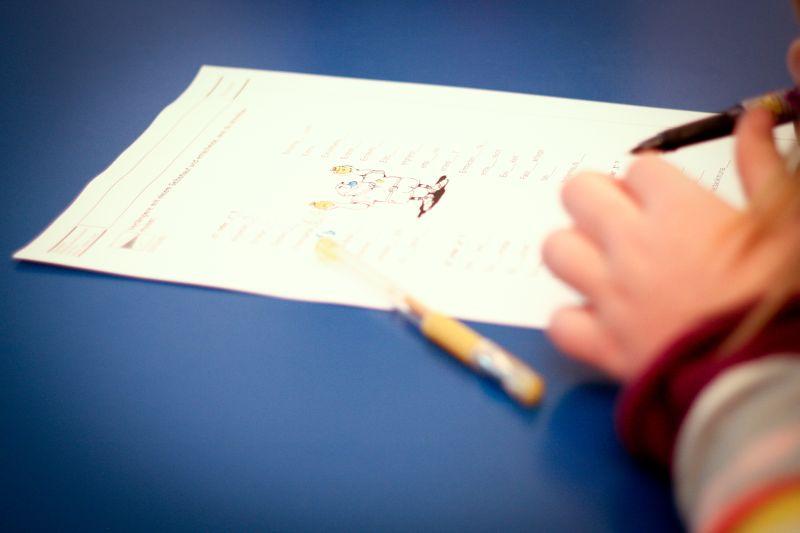 LeseLaus - Förderung - LRS - gutschrift-Institut Dortmund